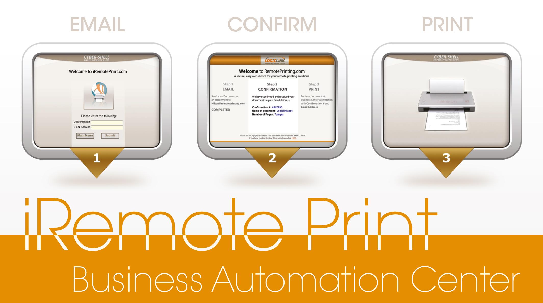 Datasheet-iRemotePrint